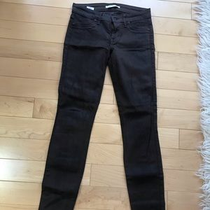 Rich and skinny coated jeans 26